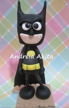 Batman para Mega Artesanal 2011 by Andreia Akita, via Flickr