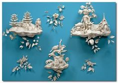 ceramic wallpaper