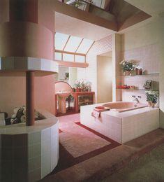 Home Interior Vintage .Home Interior Vintage 80s Interior Design, 1980s Interior, Interior Decorating, Interior Colors, Decorating Games, Decorating Websites, Interior Ideas, Interior Inspiration, Casa Retro