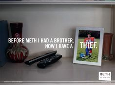 13 Most Disturbing Anti Drugs Ads War On Drugs, Loving An Addict, Health Teacher, Relapse, Addiction Recovery, Emotional Abuse, Thoughts And Feelings, Domestic Violence
