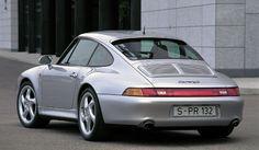 Porsche 911 (993) - 1994-1997