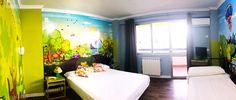 #thematicrooms #room #hotel #kids #thematic #animation #holidays #benalmadena #barracuda #torremolinos #malaga #andalucia #spain #niños #habitaciones #temáticas #decoración