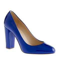 Etta patent pumps_ Patent Leather and my all time FAVE color.