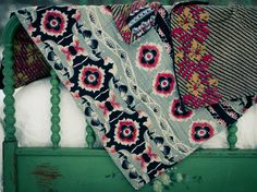 Hand & Cloth kantha quilts