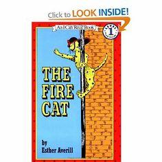 The Fire Cat: Esther Averill: 9780064440387: Books - Amazon.ca