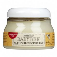 Burt's Bees Baby Bee Multipurpose Ointment - use it daily... helps diaper rash heal quickly (BX)