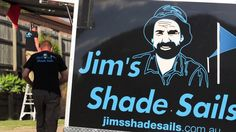 Residential Shade Sails Structures - Jim's Outdoor Blinds & Awnings