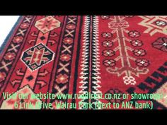 Afghan Hand Knotted Khal Mohammadi 100cm x 148cm PK9-88