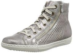 Rieker Z9425 Damen Hohe Sneakers