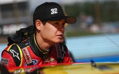 Kyle Larson to drive No. 42 car for EGR in 2014 Kyle Larson, Nascar, Michigan, Baseball Cards, Sports, Hs Sports, Sport
