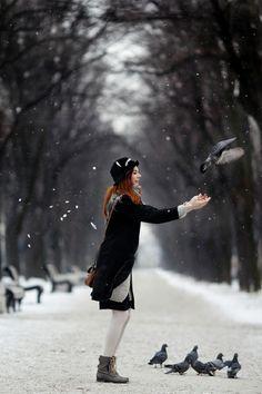 winter friend