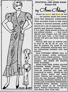 Petersburg Times - May 1933 Vintage Style, Vintage Fashion, Tea Gown, All Fashion, Womens Fashion, Bridal And Formal, House Dress, Classic House, Vintage Sewing Patterns