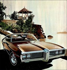 Pontiac 1969 LeMans