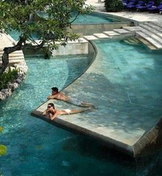 A pool worth having...