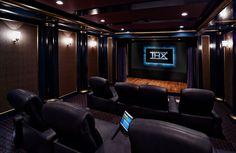 20 Home Cinema Room Ideas