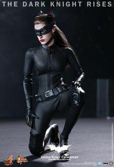 Batman - The Dark Knight Rises: Catwoman - Deluxe Figur, Fertig-Modell Batman The Dark Knight, Dark Knight Rises Catwoman, The Dark Knight Trilogy, Batman Dark, The Dark Knight Rises, Catwoman Cosplay, Cosplay Gatúbela, Catwoman Suit, Batwoman