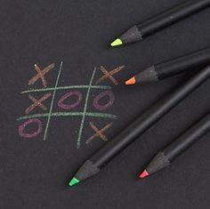 Neon Pencils - $6