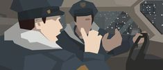 Police, Anime, Art, Art Background, Law Enforcement, Anime Shows, Kunst, Anime Music, Animation