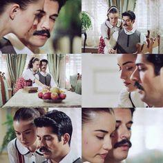 Кадры из фильма черная любовь сериал турецкий сколько всего серий