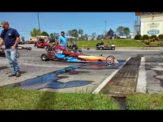 Semifinal Round, JDRL Race 4/4/2015 - YouTube