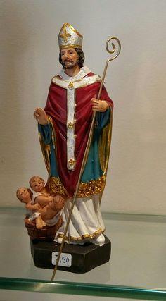 Sint  Nicolaasbeeld te Valkenburg