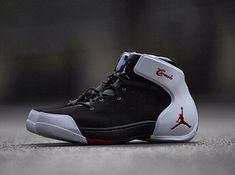 new concept 3374e a7d15 Jordan Melo 1.5 – Black Gym Red – White Retro 1, Jordan 1, Nike