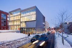 Gallery of Perry and Marty Granoff Center for the Creative Arts, Brown University / Diller Scofidio + Renfro - 6
