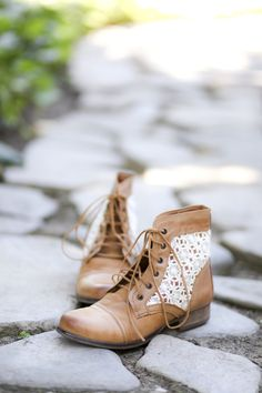 wedding shoes wedding lace boots