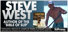 Steve West Stand Up Paddle author
