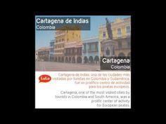 Cartagena de Indias = Cartagena | Aprende Inglés = Learn Spanish by LuLo - YouTube
