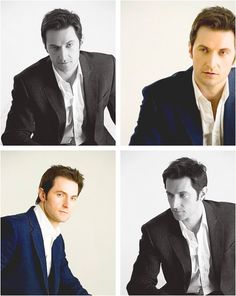 Richard Armitage this guy was Thorin in The Hobbit: An Unexpected Journey