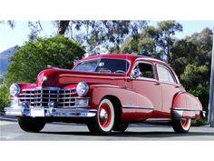 1947 Cadillac Fleetwood Sixty.