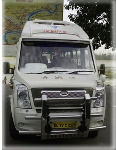 Hire Rates at Tempo Traveller Rates.12 seater tempo traveler has push back seat is very comfortable for tourist. In 12 seater tempo traveller has much free space for luggage.