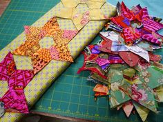 Hex 'n More ruler at Material Obsession