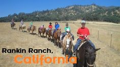 Rankin Ranch dude ranch for kids and families: great choice for a family vacation