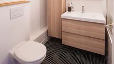 Déco toilettes : avant après de pro pour refaire ses WC - Côté Maison
