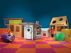 The Architecture of Early Childhood: Pretty Prefab Playhouses