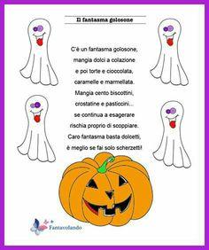 Filastrocca di Halloween.