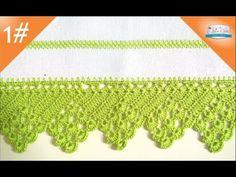 58 ideas crochet edging for baby blankets simple Crochet Baby Boy Hat, Crochet Hat For Women, Crochet Headband Pattern, Crochet Edging Patterns, Crochet Borders, Blanket Patterns, Crochet Doilies, Easy Crochet, Bag Pattern Free