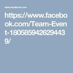 https://www.facebook.com/Team-Event-1805859426294439/