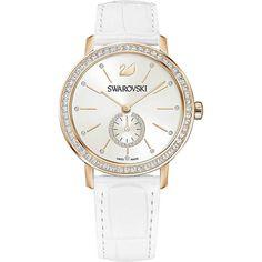 Swarovski 5295386 Graceful Lady Ladies Watch, White, Size: 37 mm, As Shown Best Jewellery Online, Swarovski Watches, Look Retro, Lady, Beautiful Watches, Smartwatch, Stainless Steel Case, Quartz Watch, Michael Kors Watch