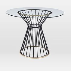 Hourglass Dining Table | west elm
