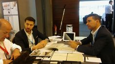 Our delegates attending #HISPEC Barcelona.
