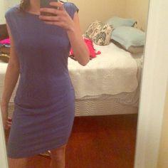 Backless Blue Vestique Dress- Size Small Backless Blue Vestique Dress- Size Small Vestique Dresses Mini