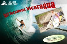 Nicaragua surf vacations tour packages, All inclusive surf vacations tour packages for you at LA BARRA SURF CAMP Nicaragua. Enjoy your vacations with fun and surfing adventures at lowest price. For more info visit: http://labarrasurfcamp.com .
