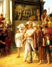 Retro Brit: Caractacus - Catuvellauni Celtic British enemy of Rome.