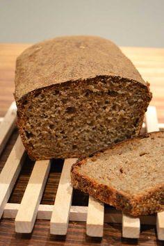 chleb czeski na piwie z kminkiem