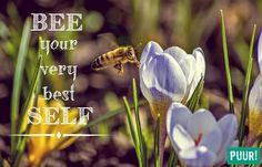 Bee your very best self