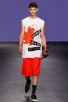 The Bobby Abley Spring/Summer 2015 Collection is Little Mermaid Themed (GALLERY)