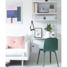 Repost from @sari_insta (Instagram) Wrong Geometry 02 by WRONG. Buy print at https://paper-collective.com/product/wrong-geometry-02/  #sisustus #interior123 #nordiskehjem #inspiroivakoti